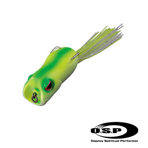 OSP Diving Frog CF03 Lime Chart