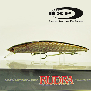 O.S.P. Rudra 130 SP #Baby Pike