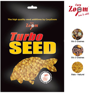 Turbo seed 5 X Mix 500 g