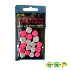 ESP Big Buoyant Sweetcorn Pink/white