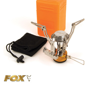 Fox Cookware Cannister Stove inc Mesh Bag/Case