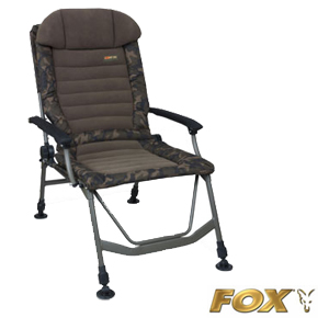 Camo FX Supa recliner Chair