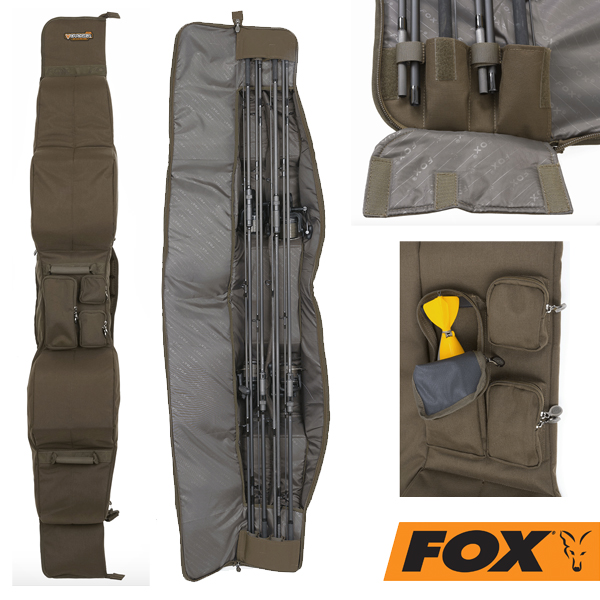 Fox Voyager 13ft 2+2 Rod Case