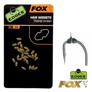 Edges hair widgets trans khaki x 30