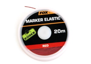 Edges Marker Elastic x 20 m red