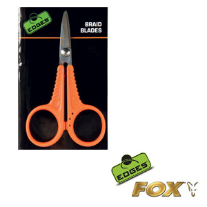Edges Scissors Orange