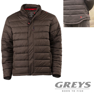 Greys Strata Quilted Jacket #S