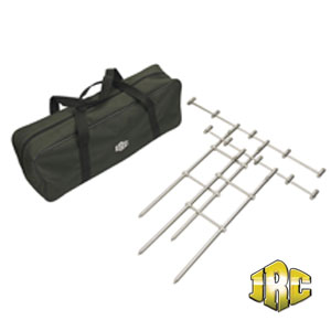 H Bar Set with Buzz Bars 3/4 Rods