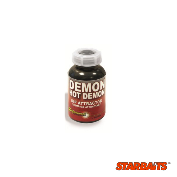 Starbaits Dip Attractor Demon Hot Demon 200ML
