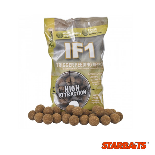 Starbaits Performance C. Boilies IF 1 20MM 2,5KG