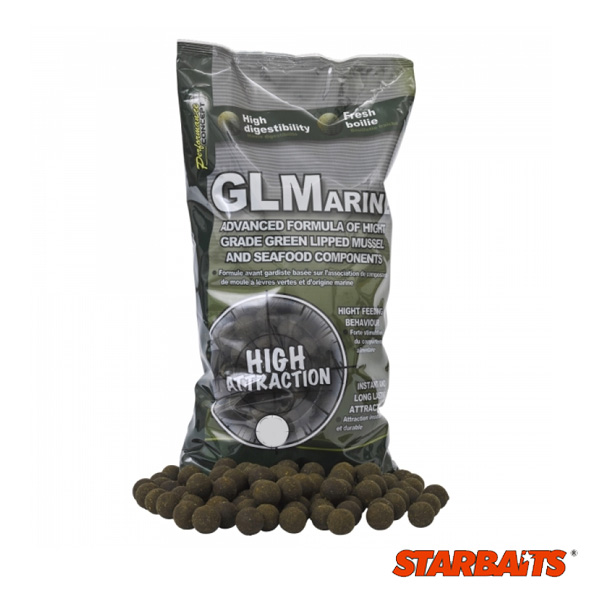 Starbaits Performance C. Boilies GLMarine 20 mm 2,5 kg