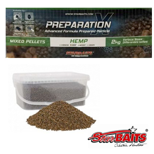 Prep X Pellets Mix Hemp 2kg