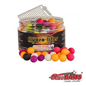 Flouro Lite Pop Up 10 mm mixed colour